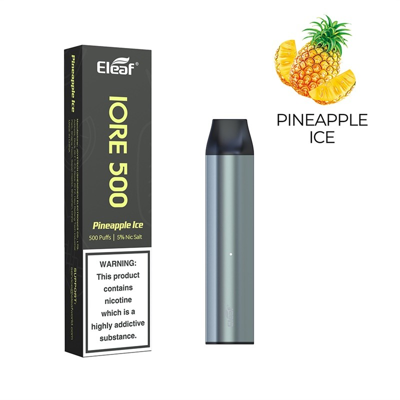 Pineapple ice