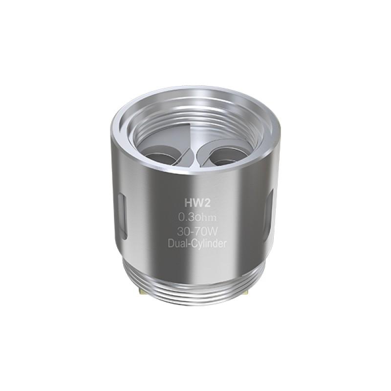 HW2 Dual-Cylinder 0.3ohm Head
