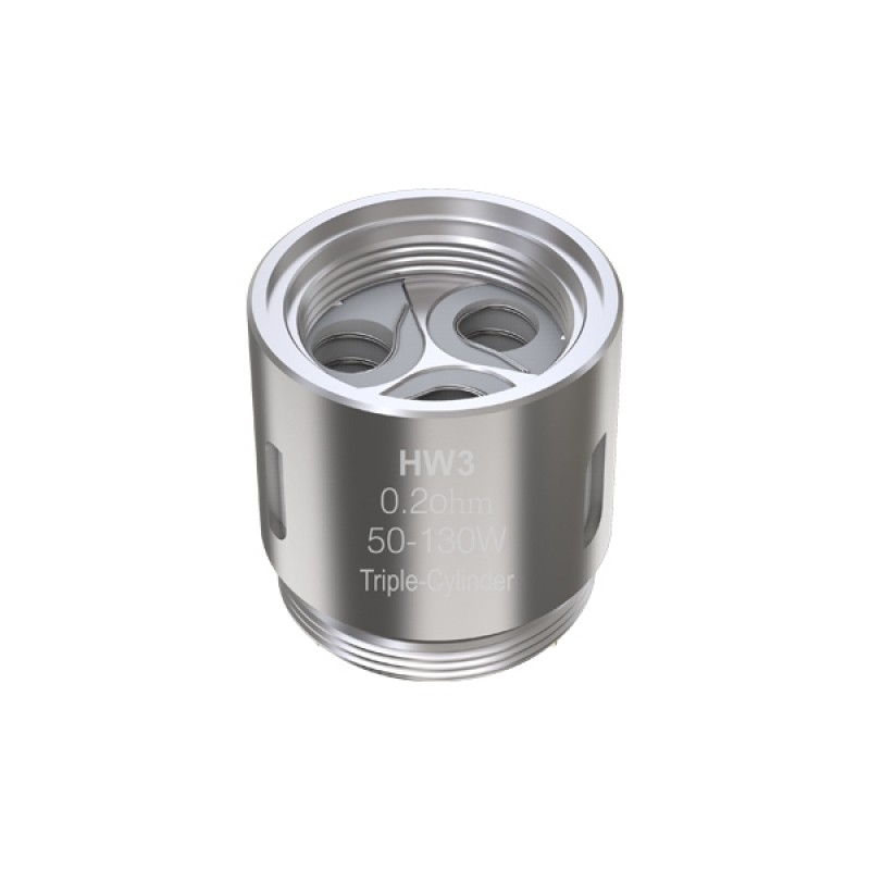 HW3 Triple-Cylinder 0.2ohm Head