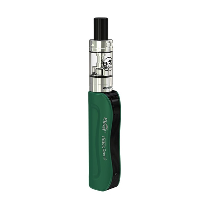 Eleaf iStick Amnis with GS Drive green